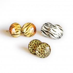Gepardí pecky - 1 pár